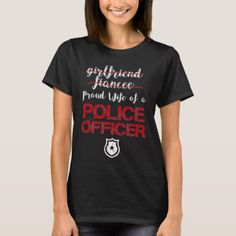Police T-Shirt For Wife. Cool Costume  $25.70  by QuinoTshirt  - custom gift idea