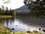 VERMONT!!    Favorite Place to Kayak, Jobs Pond Island Pond, Vermont  Photograph Taken By Suzanne Pratt 7/2010