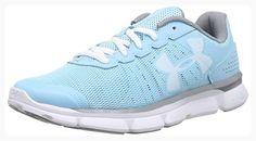 Under Armour Micro G Speed Swift Women's Running Shoes - SS16 - 10 - Blue (*Partner Link)