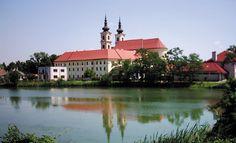 Šaštín Stráže-bazilika