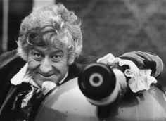 Doctor Who:  Third Doctor - Jon Pertwee
