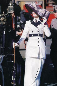 Costume Exhibition en el Victoria: Titanic