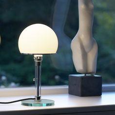 TECNOLUMEN Wagenfeld WG 24 table lamp - WG24 | Reuter-Shop.com