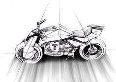 Blacken the wheel wells and whiten the wheels/tires.
