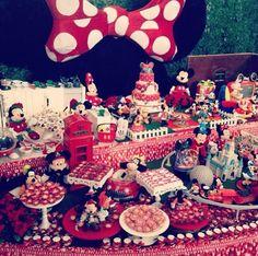 A Disney party
