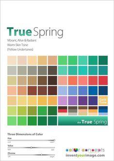 MALE True Spring Palette