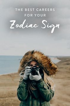 The Best Careers for Your Zodiac Sign via @PureWow