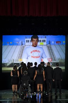 The Quarterback episode.