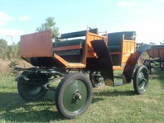 Zabytkowa bryczka - polowiec (jagdtwagen) Antique Cars, Antiques, Vehicles, Vintage Cars, Antiquities, Antique, Car, Old Stuff, Vehicle