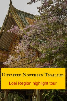 Untapped in Northern Thailand, this area around the Loei region is still undiscovered and truly off the beaten path in Thailand. A highlight tour of the region and unique landmarks of the area.