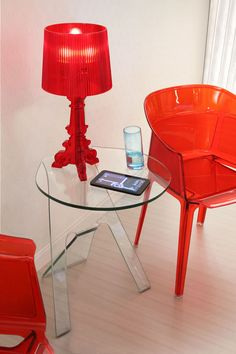 Journey Side Table, Salon S Table Lamp