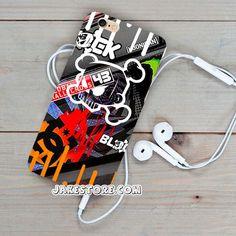 Ken Block 43 Sticker Art iPhone Case 4 4s 5 5s 5c 6 6s Plus Hardcase