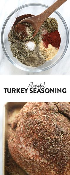 WMF Cutlery And Cookware - One Of The Most Trustworthy Cookware Producers Ditch The Store-Bought Turkey Seasoning And Use The Most Flavorful Turkey Seasoning Made With 9 Ingredients You Can Actually Pronounce. Turkey Recipes, Snack Recipes, Cooking Recipes, Dinner Recipes, Baby Recipes, Cooking Tips, Thanksgiving Recipes, Holiday Recipes, Thanksgiving Sides