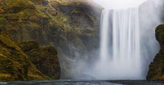 Skogafoss, Iceland by Robert Postma on 500px