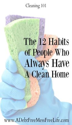 Being organised, tips & advice for keeping your house clean. Scheduled tidying, hacks and tidy habits Deep Cleaning Tips, House Cleaning Tips, Cleaning Solutions, Cleaning Hacks, Diy Hacks, Cleaning Routines, Floor Cleaning, Cleaning Checklist, Organizing Tips