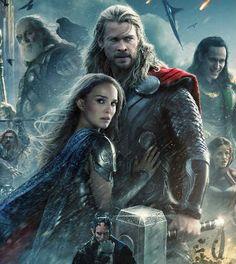 Thor The Dark World premier mundial estreno filme marvel natalie portman Chris Hemsworth Thor 2, New Thor, Marvel News, Marvel Dc, Superhero Movies, Marvel Movies, Xmen, The Walking Dead, Film Star Trek