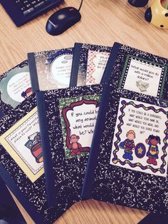 These classroom journals are so easy to use!  They are a great way to get students writing! Find them at this link! https://www.teacherspayteachers.com/Product/Classroom-Journal-Prompt-Labels-1971027