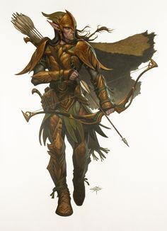 d&d elf fighter - Google Search