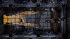 Kobolds in the Warehouse - Encounter