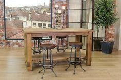 Kitchen Island Dining - Dining Room | Mor Furniture for Less