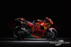 KTM livery for 2017.