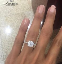 nails and ring