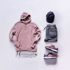 WEBSTA @ kickstography - Touch of fine  on a cozy weekend. @outfitgrid @deezywear @bestoutfitgrids @streetfitgrid @outfitgridsdaily @wdywt @outfitsociety