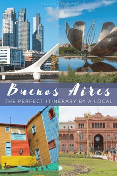 The perfect Buenos Aires itinerary, how to spend three days in Buenos Aires, 3 days Buenos Aires itinerary Travel Route, Peru Travel, Solo Travel, Backpacking South America, South America Travel, South America Destinations, Travel Destinations, Amazing Destinations, Argentina Travel