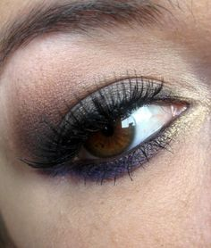 How to incorporate color into your work makeup... -Makeup Geek Idea Gallery July 2013