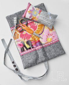 Zakka Style sewing kit