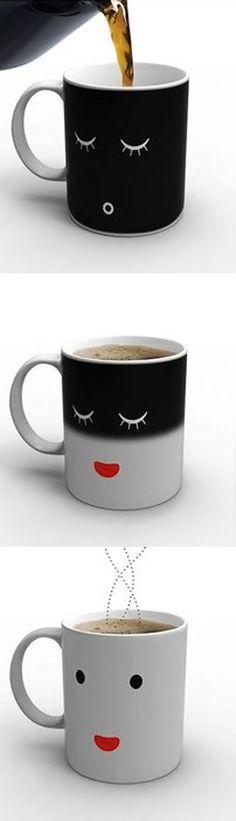 Wakey, Wakey! Morning mug by The Cottage Industry