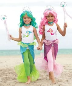 magical mermaid tail...idea for b'day girl