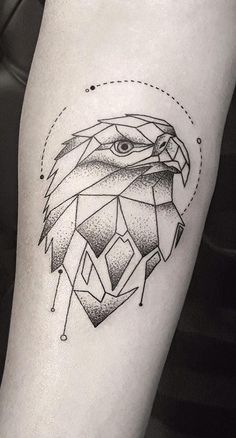 Geometric Tattoo Eagle And Dragon Tattoo Meaning - Geometric Tattoo Design Model For Image Description Eagle And Dragon Tattoo Meaning Leading Tattoo Magazine Database Featuring Best Tattoo Designs Ideas From Around The World Eagle Tattoos, Maori Tattoos, Forearm Tattoos, Celtic Tattoos, Wolf Tattoos, Tattos, Life Tattoos, Body Art Tattoos, Finger Tattoos