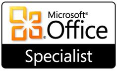 Es un Certificado Oficial de Microsoft de validez internacional que se consigue una vez superado un examen oficial-Microsoft en la materia.