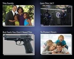Black vs white family