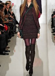 Shop The Runway Fall 2012 Lookbook - Fashion Index   Bloomingdale's Rachel Zoe