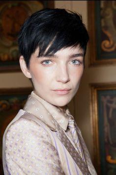 nice Idée coupe courte : Love my short hair clients...