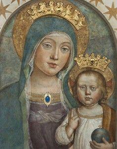 Madonna del Soccorso - Basilica di San Pietro, Città del Vaticano…