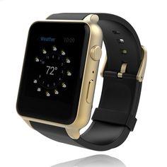 Wasserdichte GT88 Bluetooth Smart Uhr Telefon mit Sim-karte Tragbare Gerät Herz rate SmartWatch für IOS Android smartphone //Price: $US $42.81 & FREE Shipping //     #smartwatches