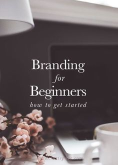 Often times people think branding is a color palette and logo– and it is, but it's also so much more. Branding is the heart, soul and spirit of a business in visual form. #brandingtips #bloggertips