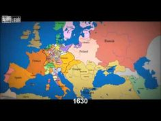 This is how Europe's borders have changed over 1,000 years | World Economic Forum