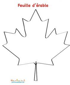 coloriage Mosaïque de la feuille d'érable du drapeau Canadien