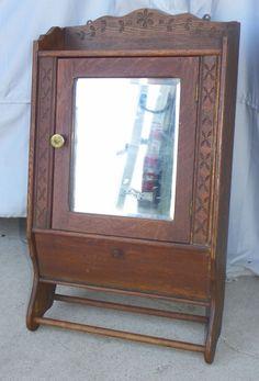 22 best antique medicine cabinet images bath room bathroom vanity rh pinterest com