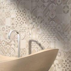 Stickers carrelage mural faience,déco cuisine ou salle de bain Fleur réf 1861