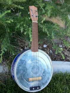 Cookie Tin Ukulele