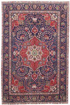 Tabriz Patina carpet NAZA1274