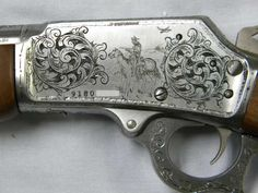 beautiful gun engraving