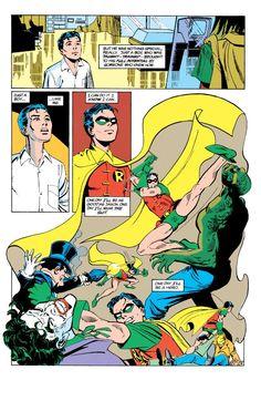 Robin Vol. 1: Reborn – Preview   DC Comics News