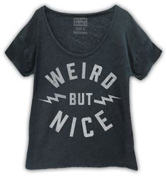 Weird but nice tee – Buy Me Brunch - #style #tshirt #design #fashion
