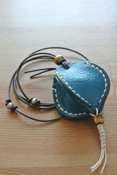 """pendant """"ほおずき"""" What to do with this I'm not sure, but I'd like to make one!"""